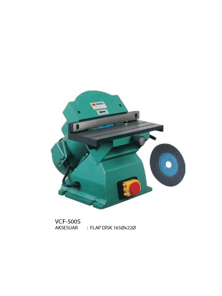 Pah Kırma Makinası VCF-500S